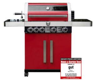 Gasgrill 9.0 des Herstellers BBQ Chief