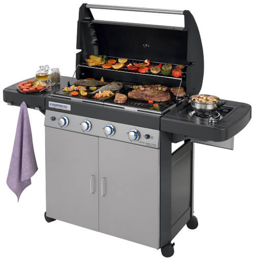 Campingaz Gasgrill Masterseries 4 Classic A
