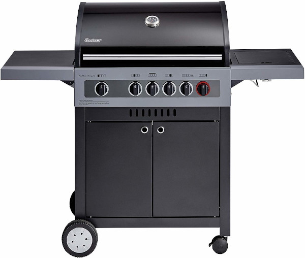 Enders Gasgrill BOSTON BLACK 4 IK TURBO