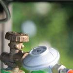 Gasdruckregler für Gasgrills